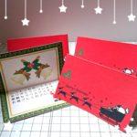 クリスマスカード見本3